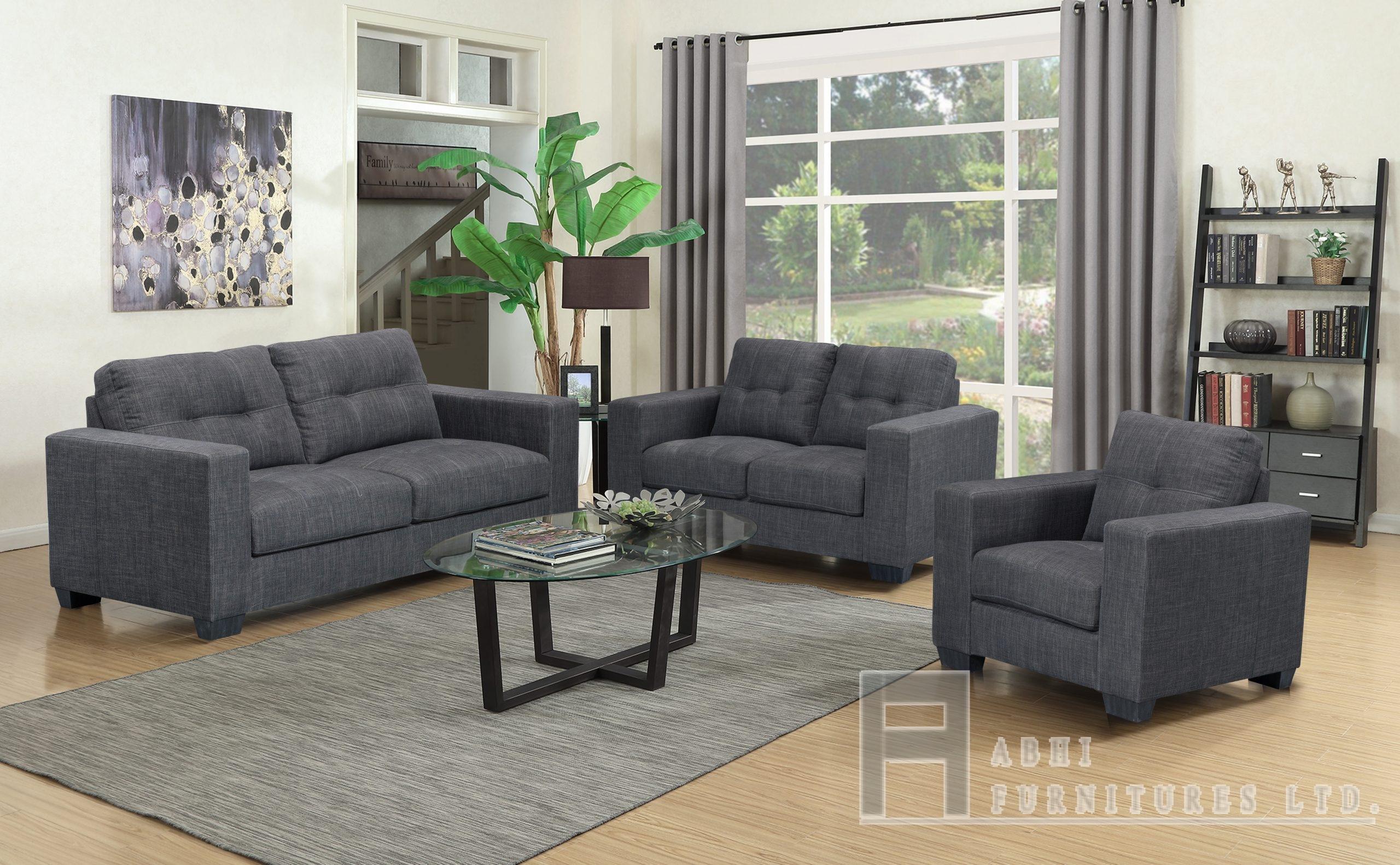 70010 Grey Fabric