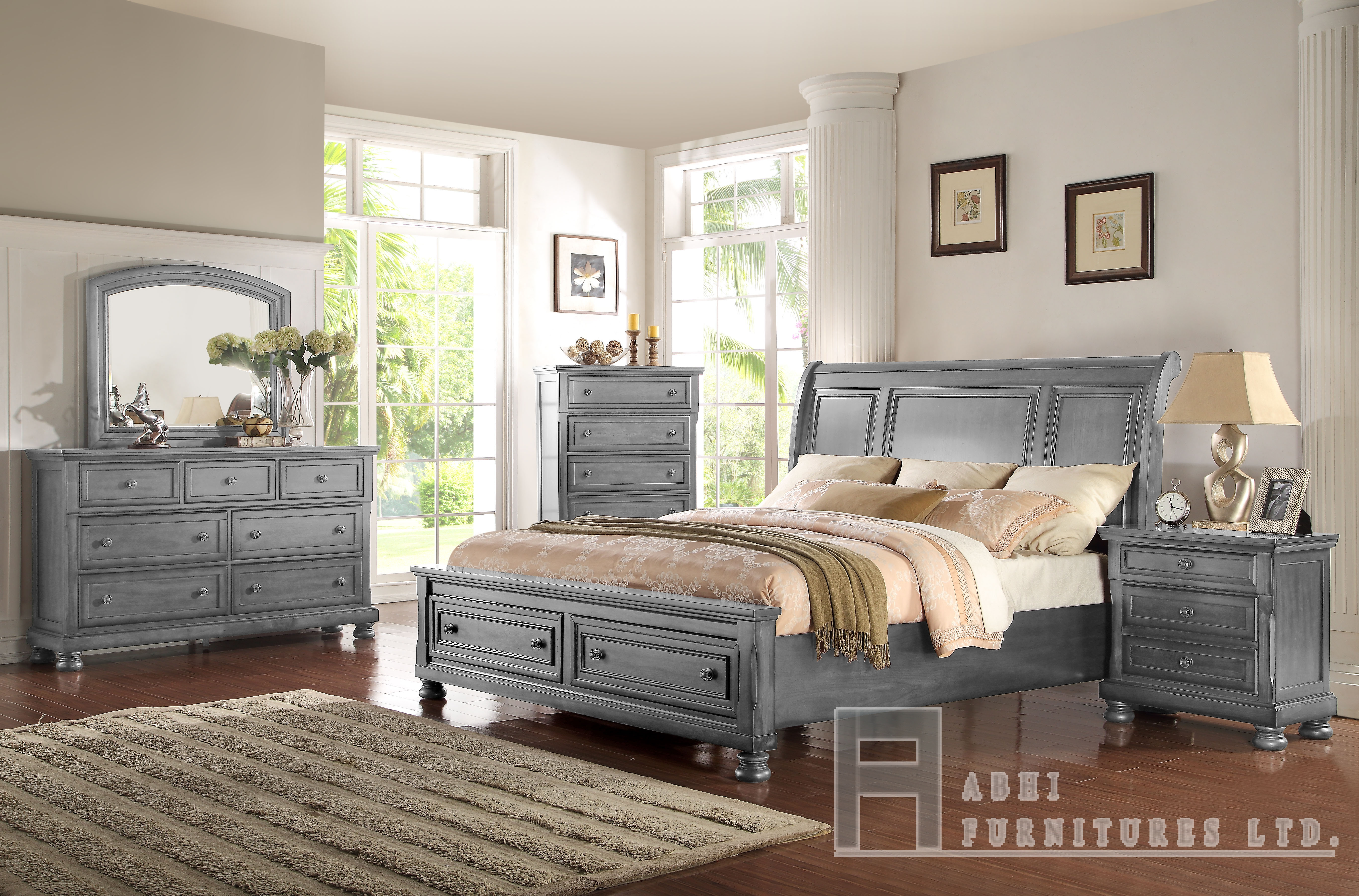 Angelina 3500 Grey